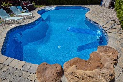 new - pool